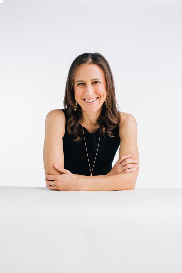 Anne Wojcicki headshot