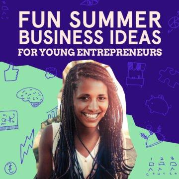 Lemonade Stand Ideas & Young Entrepreneurs Ideas