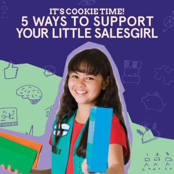 Girl Scout Cookie Selling Tips