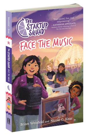 Face the Music PB 3D Spine out